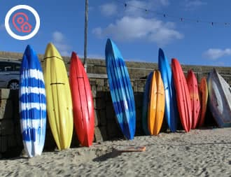 Coastal holiday cottages in Cornwall